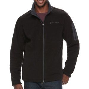 Free Country Mens Full Zip MicroTech Fleece Jacket